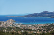 Calvi bay panorama in corsica coast - 208473514