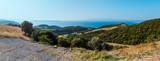 Athos Peninsula shore (Halkidiki, Greece). - 208476590