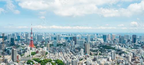Aluminium Tokio 東京風景