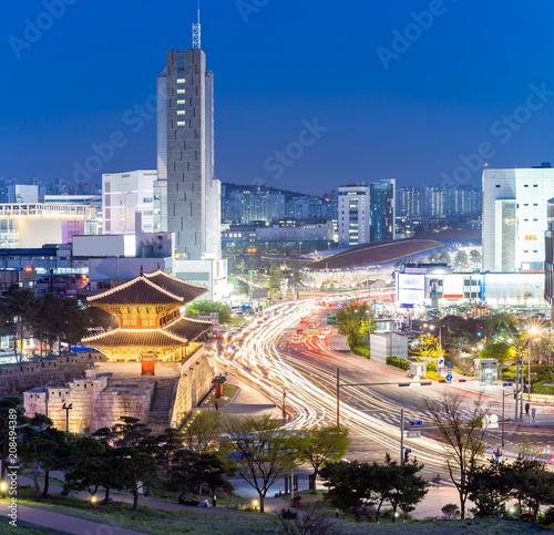 Aluminium Seoel Dongdaemun gate Seoul