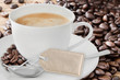 Leinwanddruck Bild - Kaffee