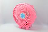 Small pink cool fan - 208510744