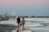 promenade sur la plage - 208515594