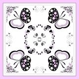 disegni vettoriali per creare foulard ,stoffe piastrelle e decorazioni