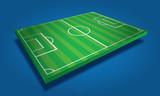 Terrain de football - 208522163