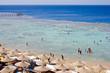 Red sea coast in Egypt