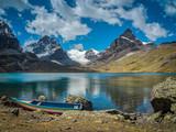 Lake by the Condoriri