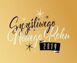 Szczęśliwego Nowego Roku 2019 - 208570989