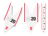 Tickets de queue 2020 / 2020 queue ticket - 208573133