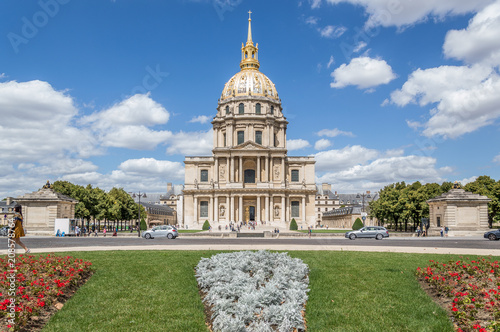Sticker Les invalides