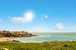 Village d'Audresselles sur la côte d'opale