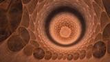 Organische Gebilde - Sepia - 208635921