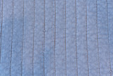 Blue fabric background texture close-up - 208638108
