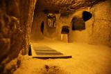 Kaymakli Underground City, Nevsehir, Turkey - 208664982
