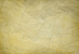 Crumpled paper for background image - 208665374