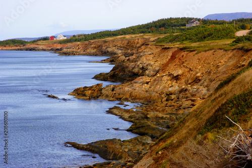 Fotobehang Herfst Whale Cove, Canada