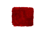 Abstract red watercolor background - 208684985