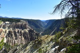 Grand Canyon of the Yellowstone River - Yellowstone National Park