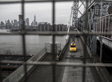 Taxi from Williamsburg Bridge