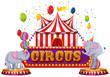 A Fun Circus anf Happy Animal