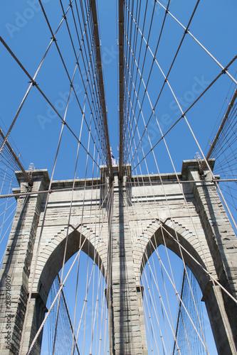 Aluminium Brooklyn Bridge brooklynn bridge