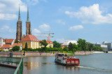 Cathedra Wrocław Poland