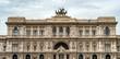 Quadro Rome corte di cassazione palace view on cloudy day
