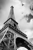 The Eiffel tower, Paris France © Delphotostock