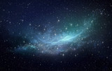 Space Nebula background - 208734365