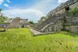 Ek Balam mayan Archeological site in Yucatan peninsula, Mexico