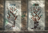 Shiraz, streetart in Iran