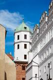 Pomeranian Dukes Castle in Szczecin City (Stettin), Poland. - 208766306