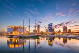 Milwaukee, Wisconsin, USA Skyline - 208776743