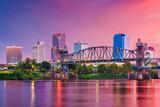 Little Rock, Arkansas, USA Skyline - 208777783