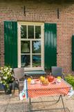 old Dutch farmhouse Netherlands