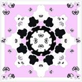 disegni vettoriali per creare foulard ,stoffe, decorazioni ,piastrelle