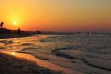 Sunset at Quram Beach Muscat Oman
