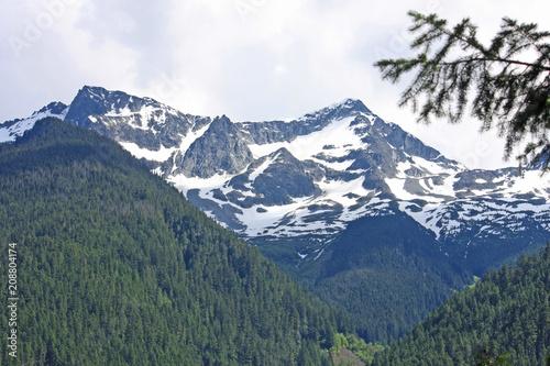 Aluminium Canada Coastal Mountains, Canada