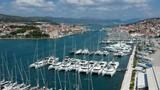 Port jachtowy w trogir, chorwacja - 208812154
