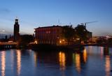 Stockholm, Sweden. October 2009