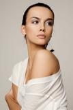 Model Beauty Pose - 208832548