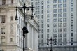 New York court house and municipal building - 208846506