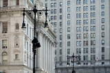 New York court house and municipal building