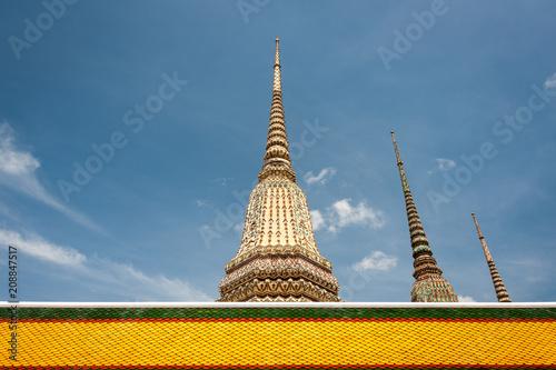 Fotobehang Thailand Thialand temple