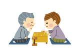 将棋をする人 - 208847720
