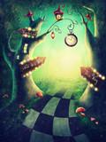 Enchanted wood - 208867311