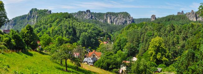 Saxon Switzerland National Park © Marcin