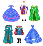 fairy tale characters costumes - 208877540