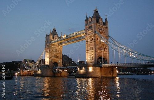 Fotobehang London Tower-brige-2