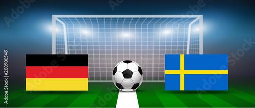 Fussball Deutschland gegen - 208900549